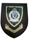 Queens Royal Irish Hussars Military Wall Plaque Shield